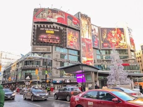 Yonge-Dundas Square_DownTown Toronto