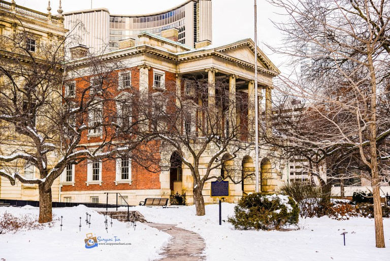 Osgoode Hall_DownTown Toronto