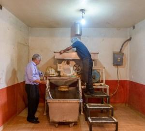Local Mole Producers Milpa Alta Mexico