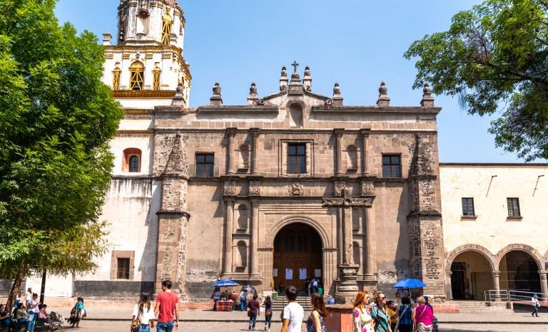 El Jardin Centenario and Jardin Hidalgo