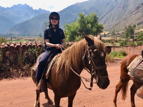 Horseback Riding in Huayoccari, Urubamba, Sacred Valley, Peru
