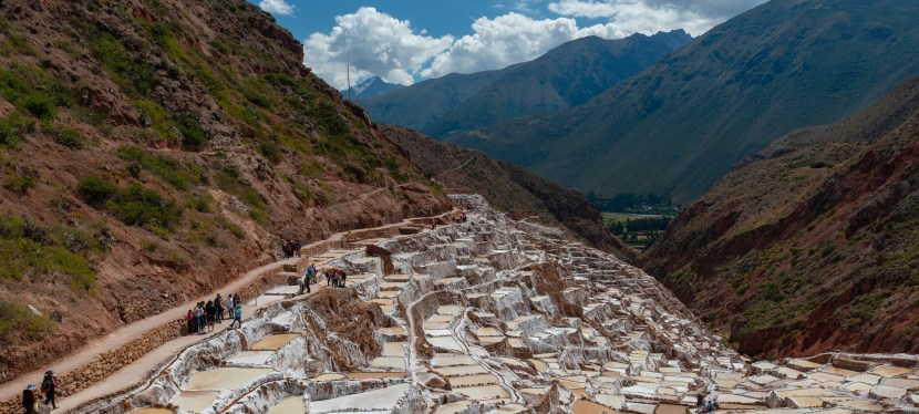 The Sacred Valley of the Incas: Maras & Moray