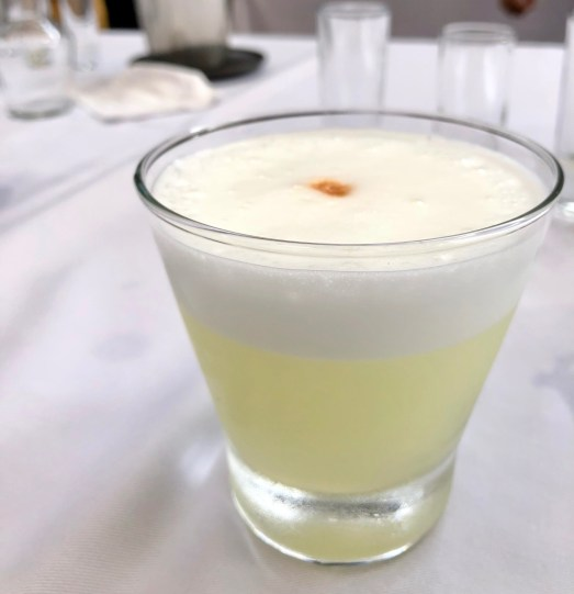 How to make Pisco Sour Lima 27 Peru