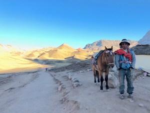 The Ausangate Rainbow Mountains of Peru Apu Winicunca