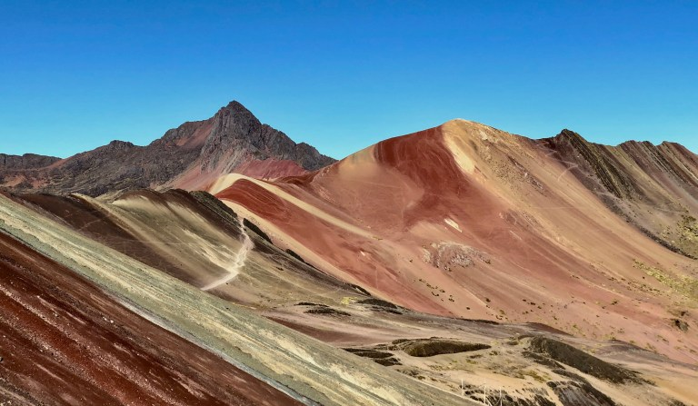 The Ausangate Rainbow Mountains of Peru Apu Winicunca