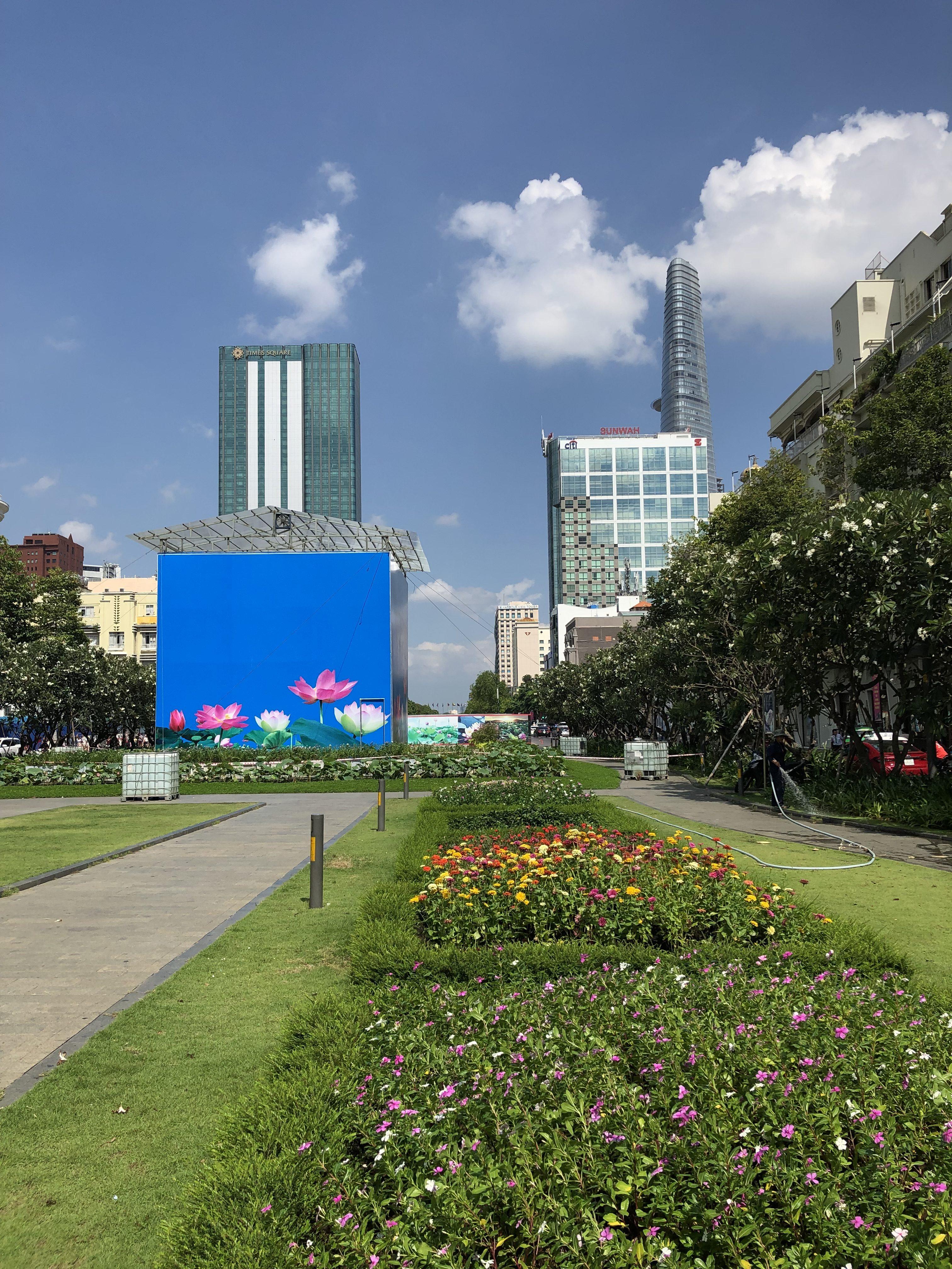 Saigon/Ho Chi Minh City, Vietnam