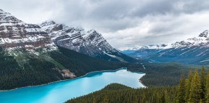 Peyto Lake Rockies Rocky Mountain Banff Banff National Park Alberta Canada