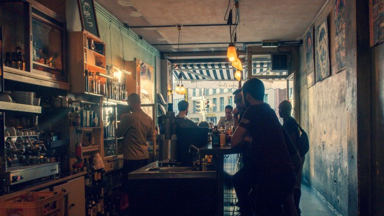 Café Kosmos in München