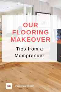 Our Flooring Makeover