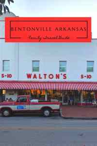 Travel Guide to Bentonville Arkansas