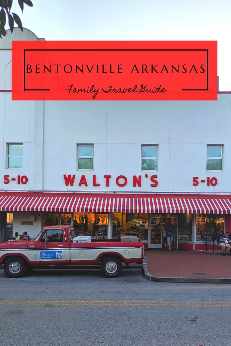 Forget what you thought you knew about Northwest Arkansas. We discovered the beautiful scenic drive of rolling Ozark Mountains and jaw dropping canyons. Discover family friendly things to do in Bentonville Arkansas, restaurants to eat at, and outdoor adventures you won't want to miss out of.