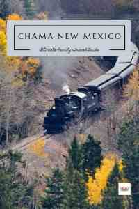 Cumbres & Toltec Steam Train || Family Travel & Destination