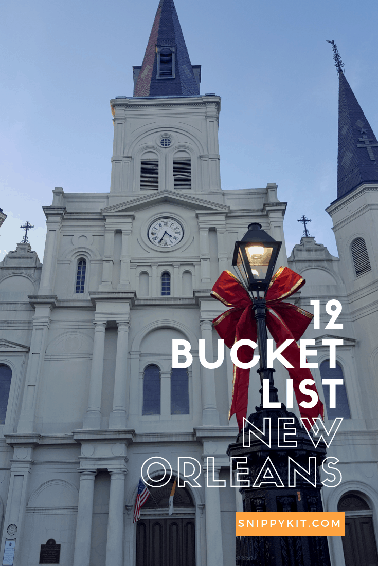 New Orleans is such a unique, vibrant, and interesting city that we are confident that you are going to fall in love with. Check out this 3 day itinerary.