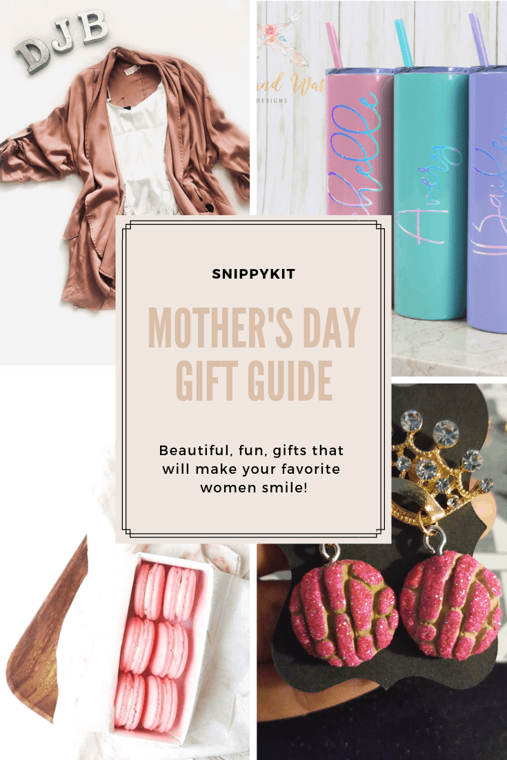 Check out our list of great local San Antonio businesses to get your Mother's Day gift. This is the ultimate gift guide to get the perfect item.