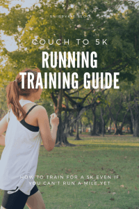 Couch to 5K Workout Plan || How to Train for a 5K Even if You Can't Run a Mile Yet