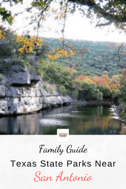 Find the most beautiful Texas State Parks near San Antonio and Austin. From desert sands to gorgeous waterfalls to some incredible underground caverns!