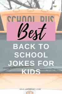 Hilariously Back to School Jokes for Kids