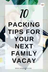 10 Genius Vacation Packing Tips You Won't Want to Miss
