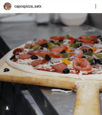 capos pizza in san antonio