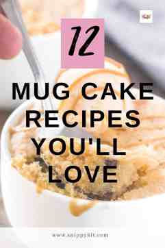 If you've never made a mug cake recipe, you're in for a treat. Here are single-serve mug cake recipes you can assemble in just a few minutes.