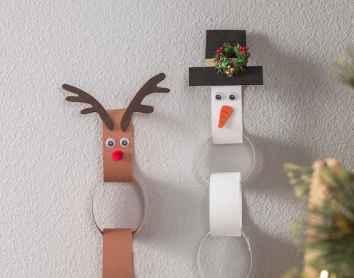 christmas paper chain advent calendar for kids