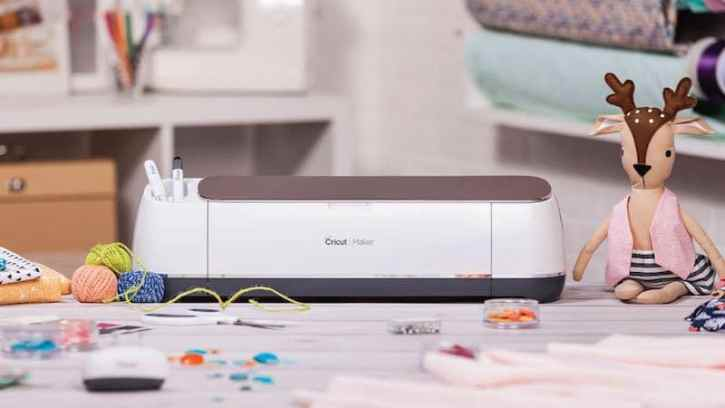what is included with the cricut maker