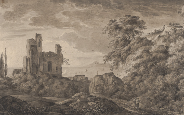 John D Reilly Collection of Old Master Drawings  Snite Museum of Art  University of Notre Dame