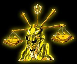 Caballeros De Oro Dohko De Libra