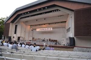 大阪城公会堂でのたそがれコンサート