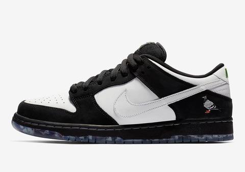 "Nike SB Dunk Low ""Panda Pigeon"" – ナイキ SB ダンク ロー"