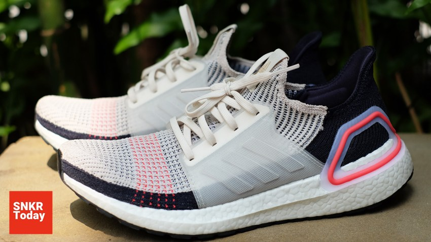 รีวิว Adidas UltraBOOST 19 รองเท้าวิ่งรุ่นใหม่จากอดิดาส