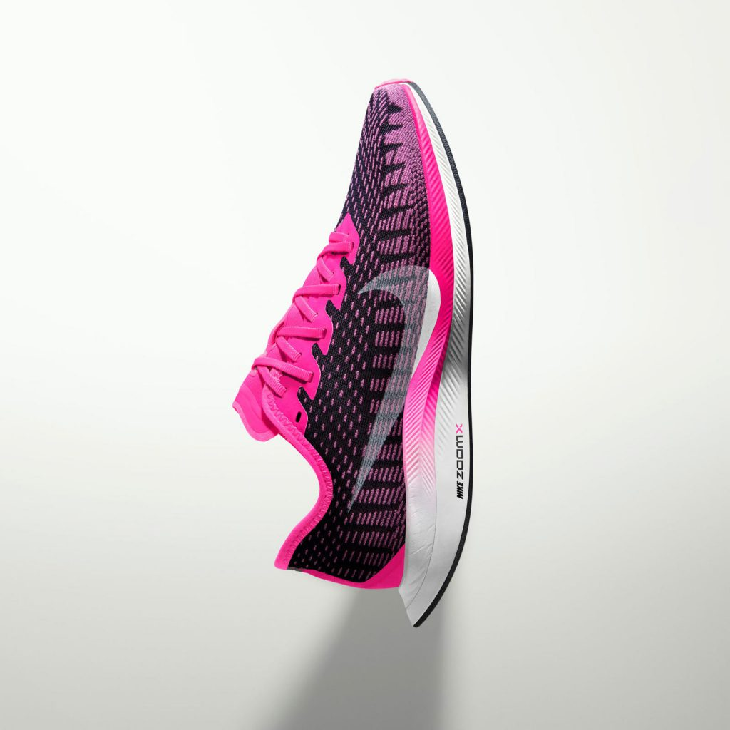 Nike Zoom Pegasus Turbo 2 Nike Zoom Series สีชมพู Pink Blast