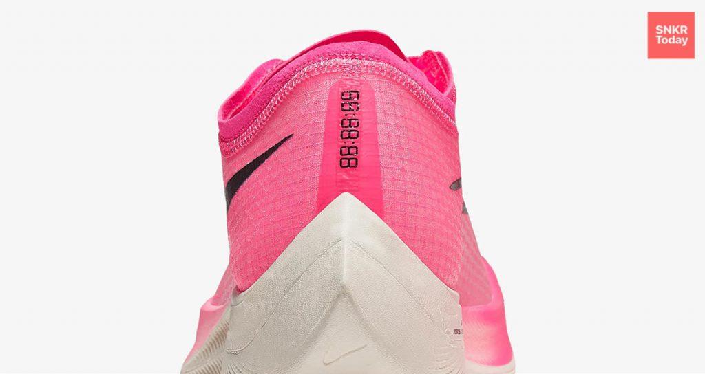Nike ZoomX Vaporfly NEXT% สีชมพู Pink Blast วางจำหน่ายในไทยบน Nike.com วันที่ 5 ต.ค. นี้