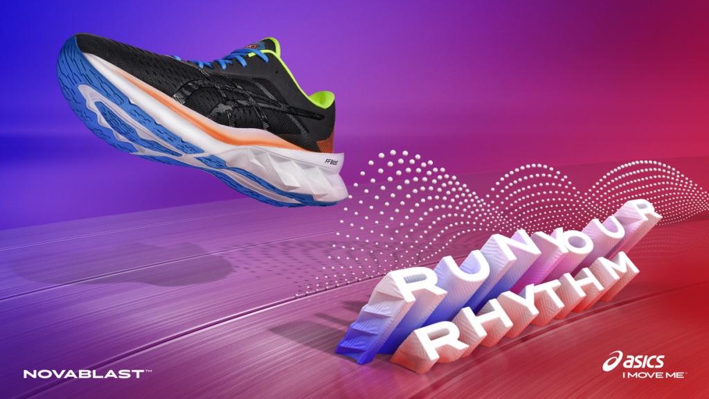ASICS NOVABLAST รองเท้าวิ่งน้ำหนักเบา เทคโนโลยีล่าสุดจากเอสิคซ์ วางจำหน่าย 25 มี.ค. นี้ ราคา 4,900 บาท