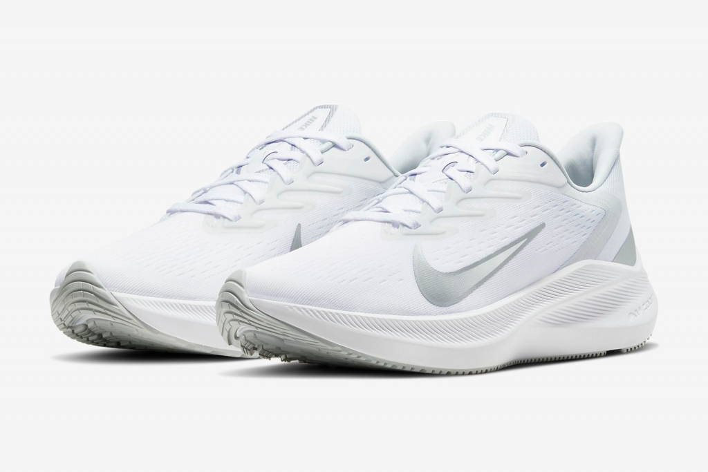 Nike Air Zoom Winflo 7 รองเท้าวิ่งแนว daily trainer รุ่นใหม่ วางจำหน่ายแล้ว