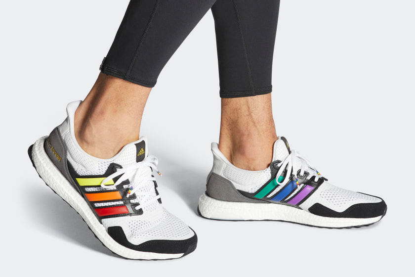 adidas Ultraboost S&L Pride ของปี 2020 วางจำหน่ายแล้ว ราคา 6,000 บาท