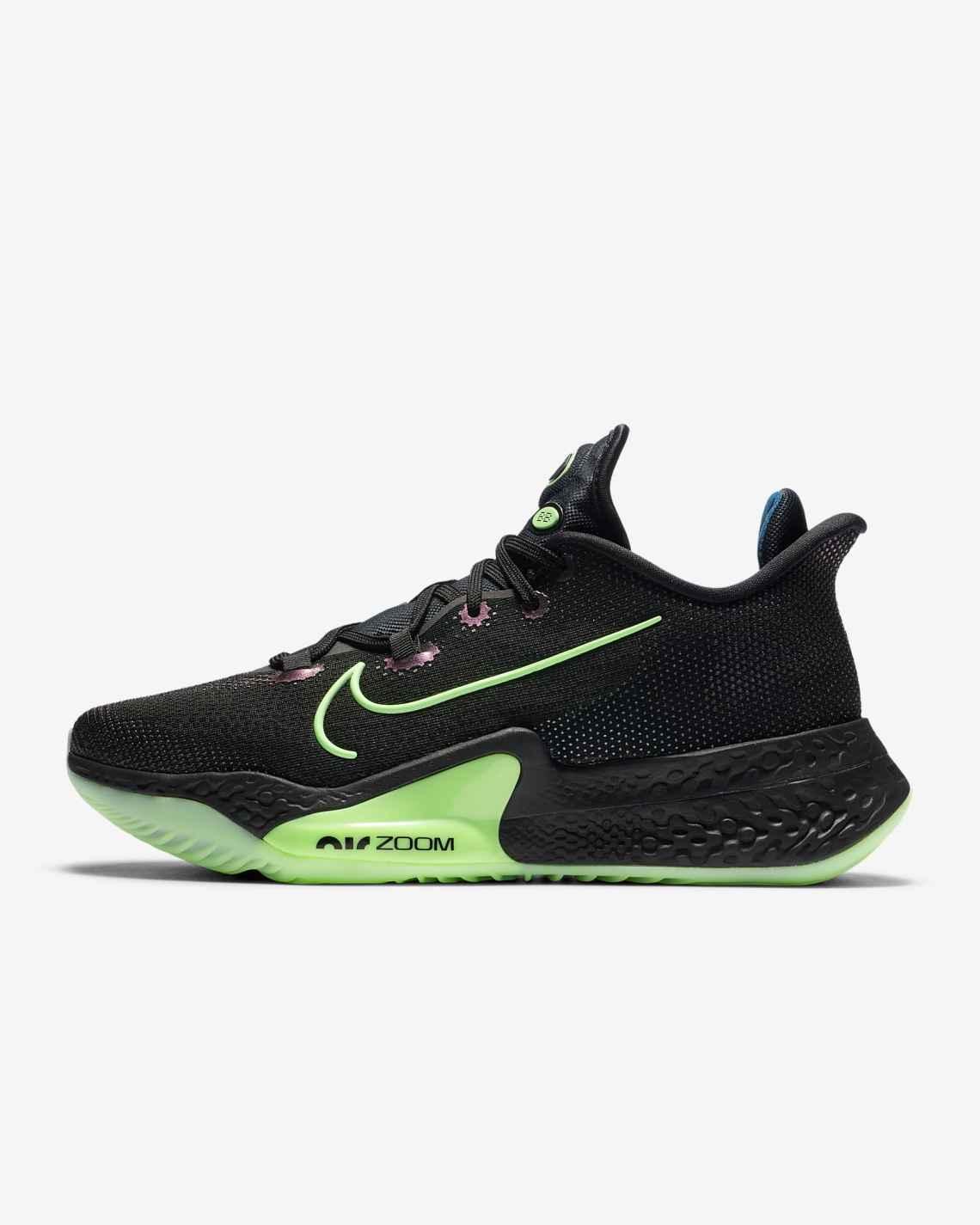 Nike Air Zoom BB NXT รองเท้าบาสเก็ตบอลที่เปิดตัวออกมาพร้อมกับ Nike Air Zoom Alphafly NEXT% วางจำหน่ายในประเทศไทยแล้ว ราคา 6,400 บาท