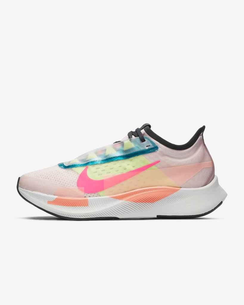 """Nike Zoom Fly 3 Premium """"Barely Rose"""" สีสันสดใสสำหรับผู้หญิง วางจำหน่ายในไทยแล้ว"""