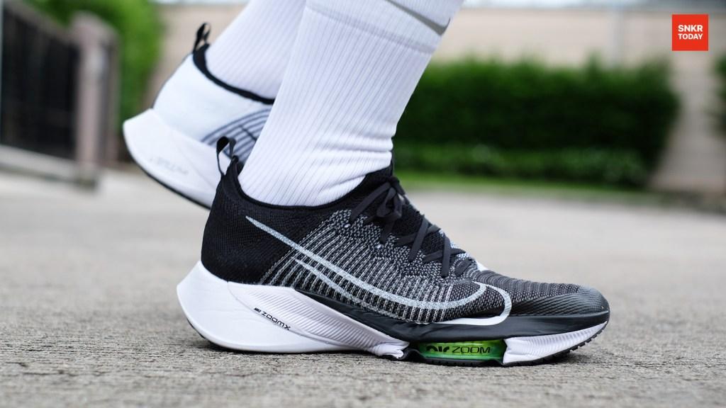 รีวิว Nike Air Zoom Tempo Next% รองเท้าวิ่งสำหรับใส่ซ้อมทำความเร็ว เด้ง และพุ่งสะใจ