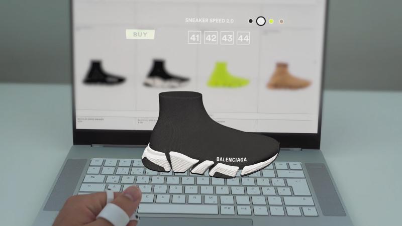 Balenciaga Speed 2.0 ปรับโฉมใหม่ เพิ่มประสบการณ์การสวมใส่และการเคลื่อนไหวที่คล่องตัวอย่างมีสไตล์