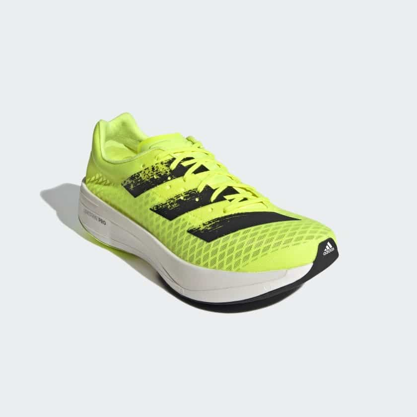 "adidas adizero adios PRO ""Solar Yellow"" เตรียมขายในไทย 1 ธ.ค. นี้ ราคา 6,800 บาท"