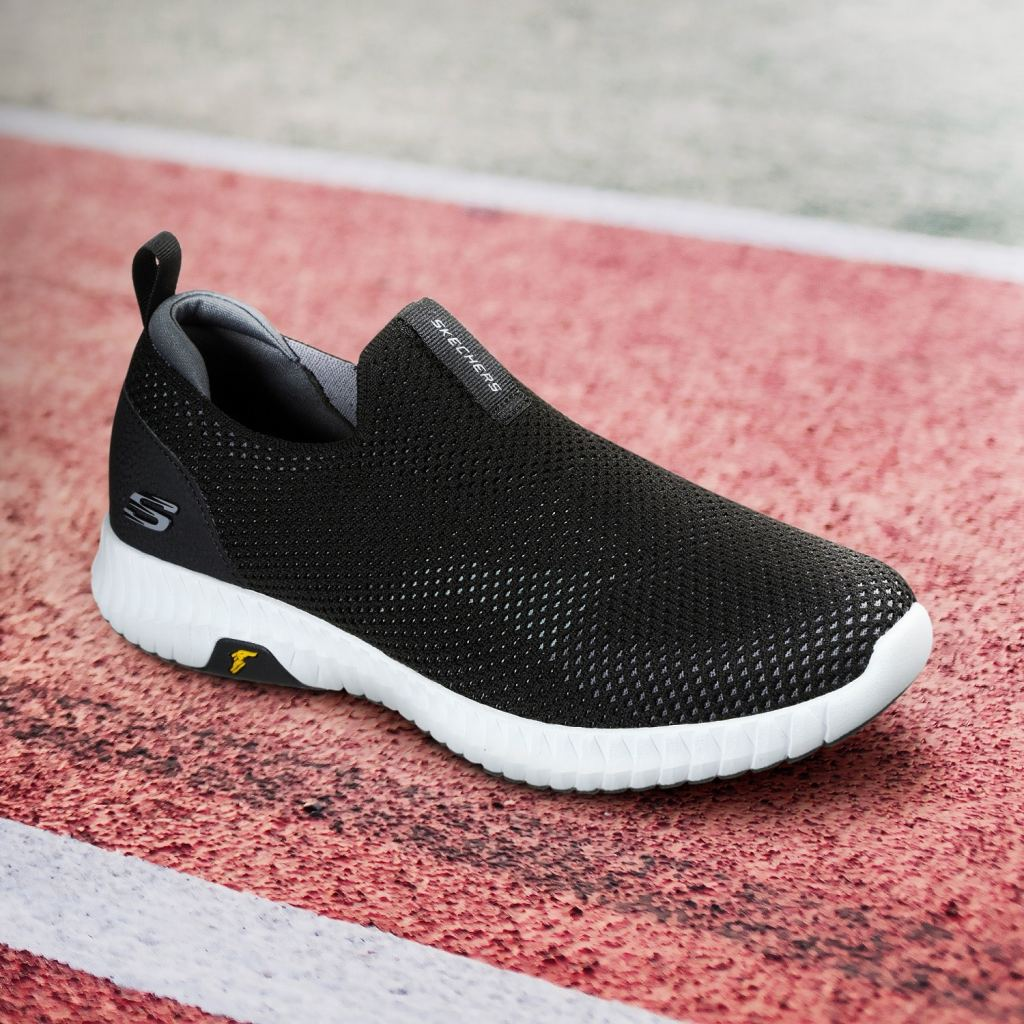 SKECHERS x GOODYEAR elevates sneakers with world-leading rubber innovations.