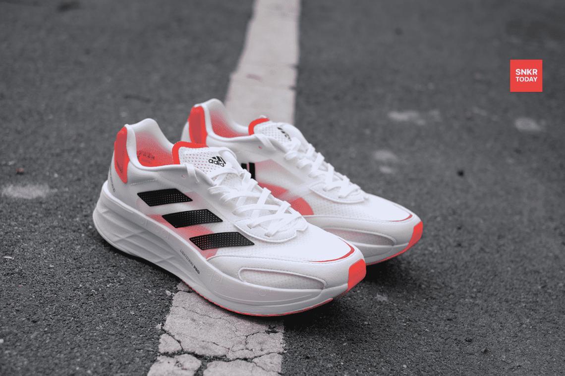 พรีวิว รองเท้าวิ่ง adidas adizero Boston 10 รองเท้าฝึกซ้อมที่มีเทคโนโลยีจาก adios PRO 2