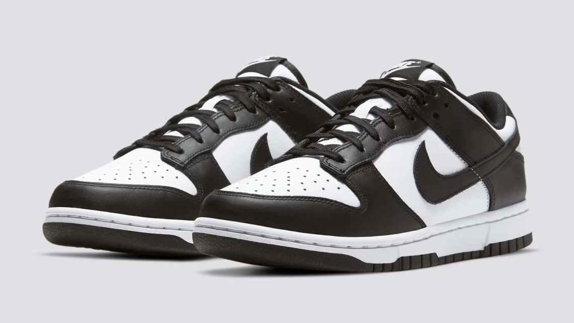 """Nike Dunk Low """"Black"""" กลับมารีสต็อคอีกครั้งในวันที่ 25 มิถุนายนนี้"""