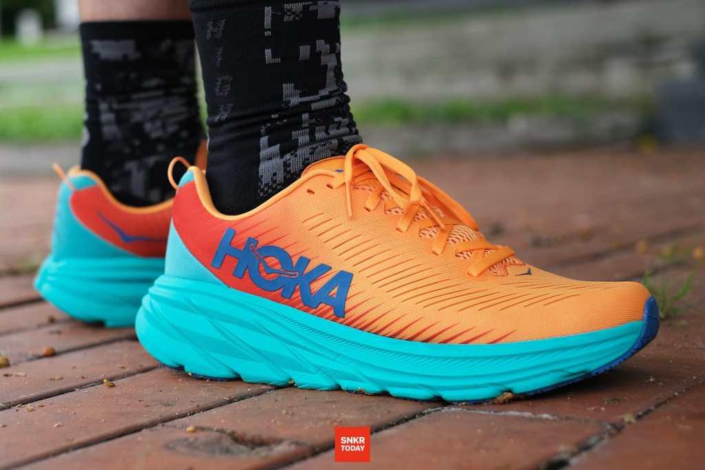 รีวิว Hoka One One Rincon 3 รองเท้าวิ่งสายหนานุ่ม น้ำหนักเบา ทำความเร็วได้ดี