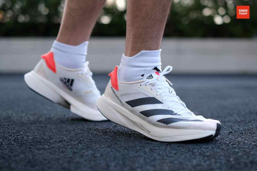 รีวิว รองเท้าวิ่ง adidas adizero adios PRO 2