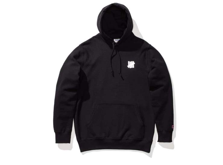 UNDEFEATED REFLECTIVE PULLOVER HOODIE