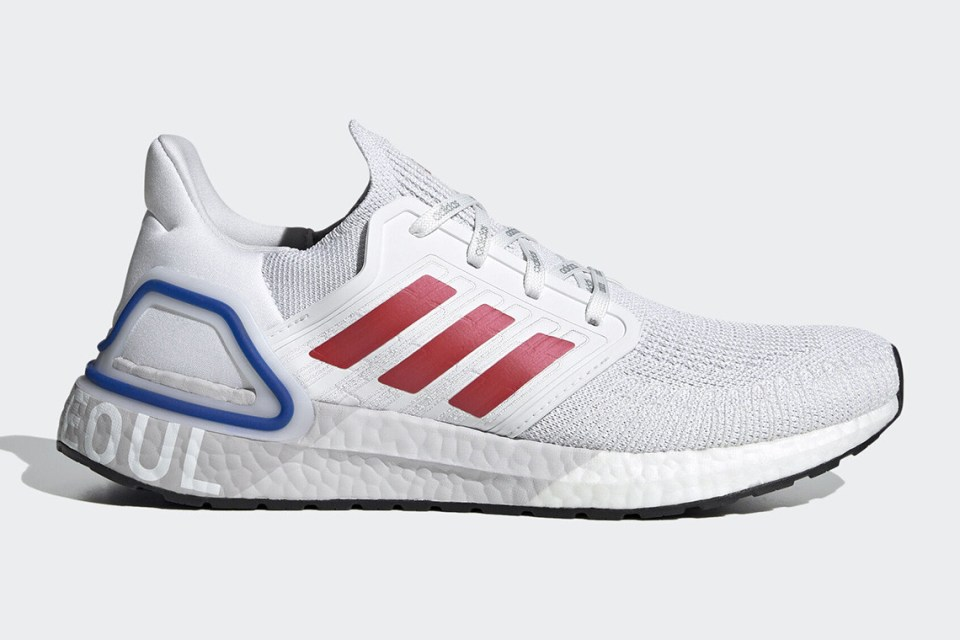 adidas Ultra BOOST 20 City Pack Seoul