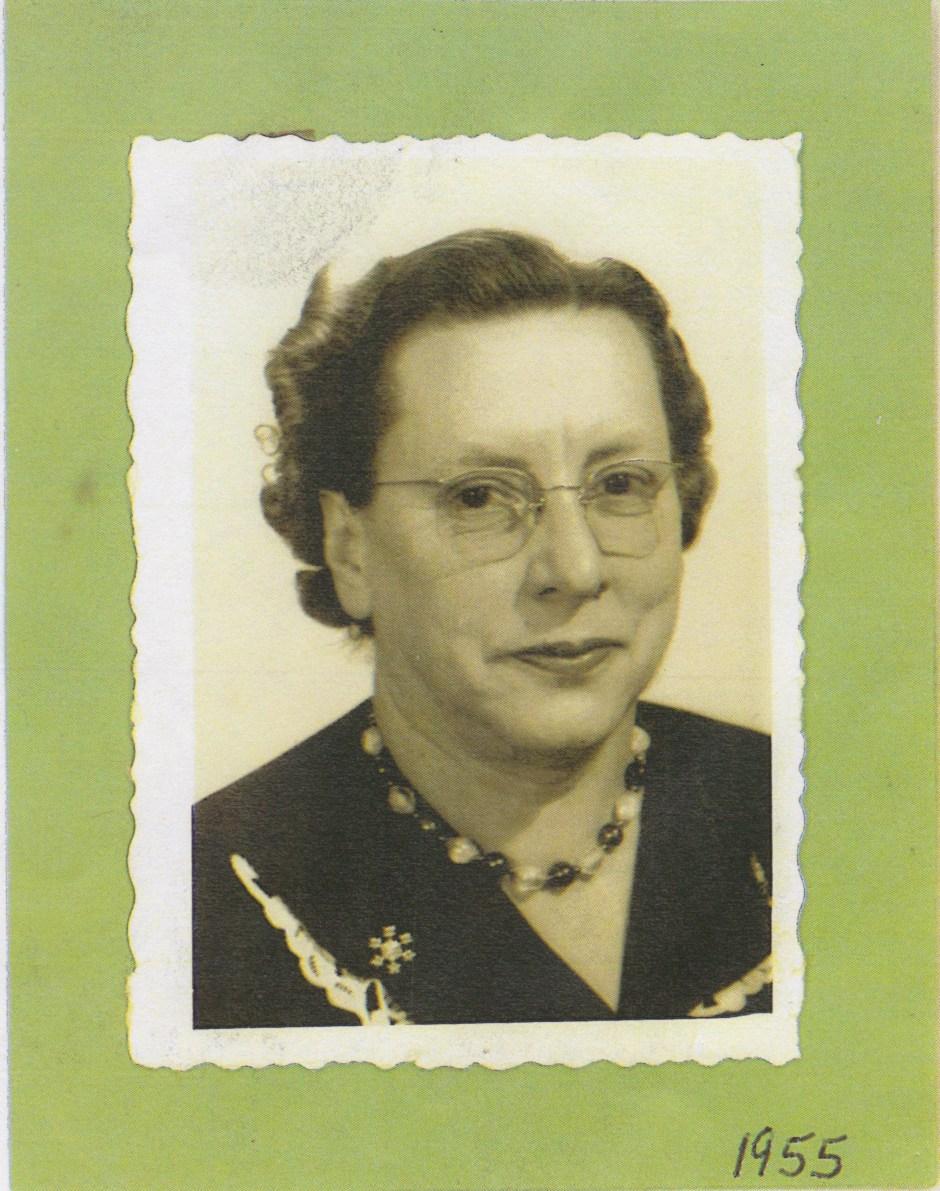 Miss Fischer 1955