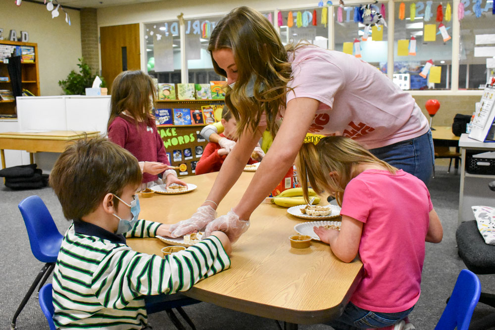 Cooking classes offer creative way to work on social. life skills - School News Network   A Window into Your Public Schools